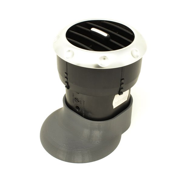 extenders for Audi air vents for Caddy